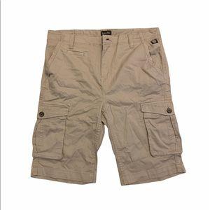 Massimo Dutti Men's Cotton Shorts